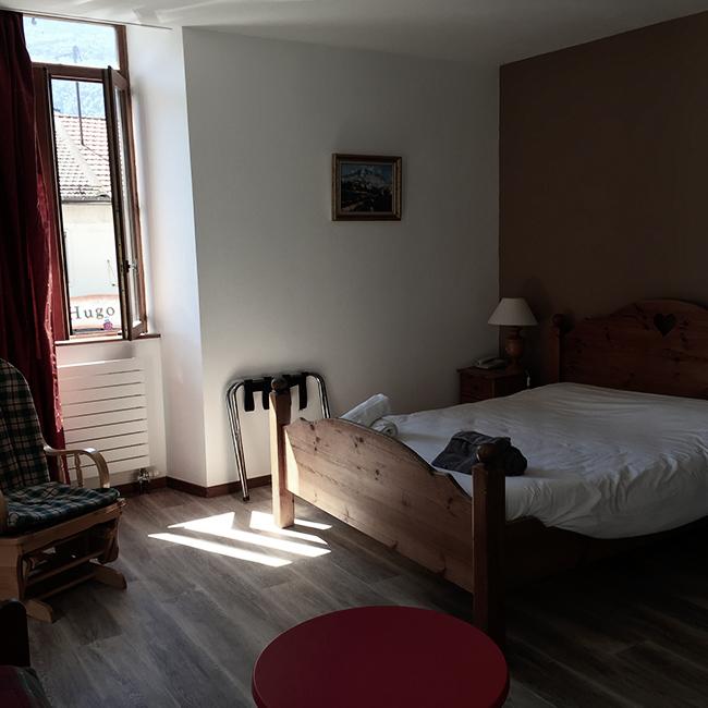 Hotel Albert 1er à Albertville en Savoie